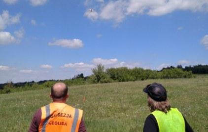 Szkolenie z UAV